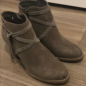 Express Boots Size 8
